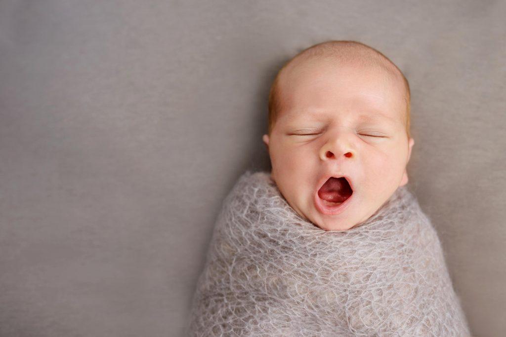 Online cursus slapen baby
